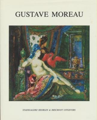 Gustave Moreau (9072191331) by Lacambre, Genevieve