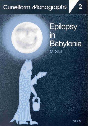 Epilepsy in Babylonia (Paperback): Marten Stol