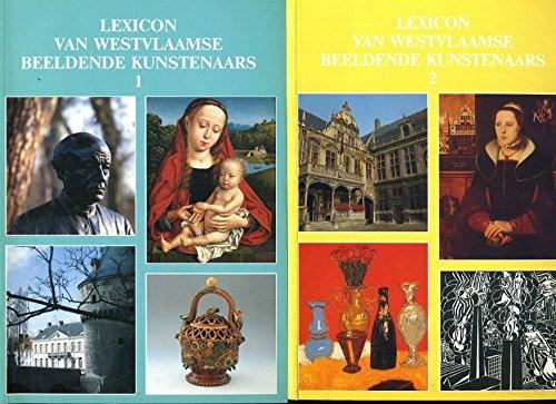 9789072390158: Lexicon van Westvlaamse beeldende kunstenaars (Dutch Edition)
