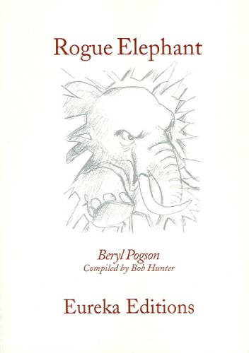 9789072395375: Rogue Elephant Transforming Negative Emotions