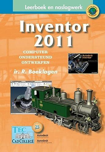 9789072487698: Inventor 2011: computer Ondersteund Ontwerpen