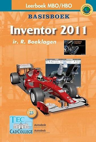 9789072487704: Inventor 2011