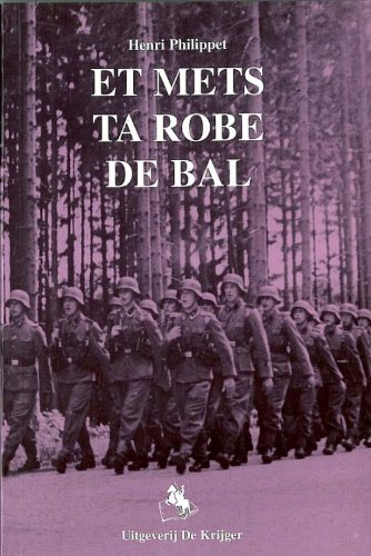 9789072547644: Et Mets ta Robe de Bal: Tome 1 (French Edition)