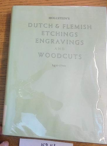 9789072658098: Dutch and Flemish Etchings Engravings and Woodcuts (Hollstein Project, Vol 35)