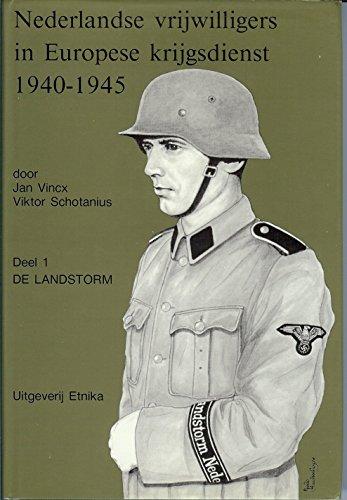 Nederlandse Vrijwilligers in Europese Krijgsdienst 1940-1945. Deel: Vincx, Jan +