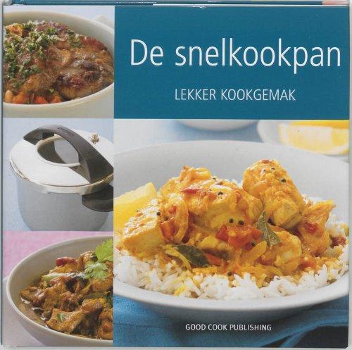 9789073191433: De Snelkookpan (Lekker Kookgemak)