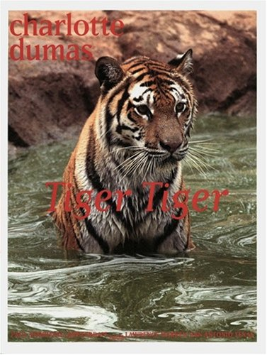 9789073215269: Charlotte Dumas, Tiger Tiger/ Reverie