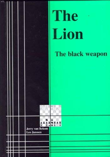 The Lion: The Black Weapon (Chess): Rekom, Jerry Van