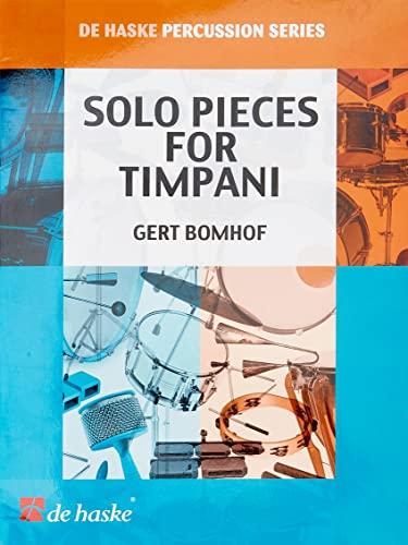 9789073252639: Solo Pieces for Timpani