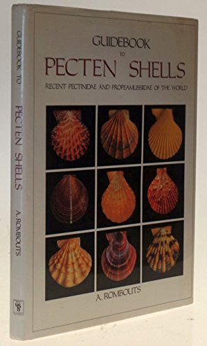 9789073348073: Guidebook to Pecten Shells: Recent Pectinidae and Propeamussiidae of the World