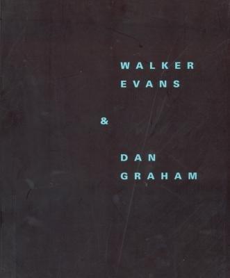 9789073362208: Walker Evans/Dan Graham