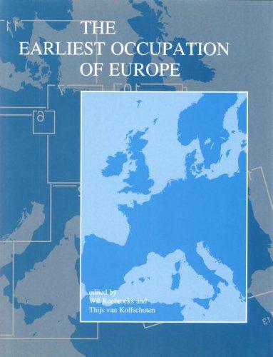 Earlist Occupation of Europe (Hardback)