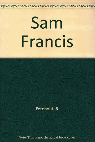 9789073392106: Sam Francis