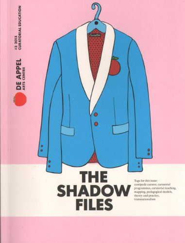 9789073501782: The Shadowfiles 3 Curatorial Education
