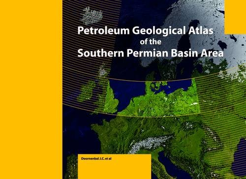 9789073781610: Petroleum Geological Atlas of the Southern Permian Basin Area