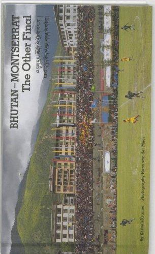 9789074159555: Hans Van Der Meer: Bhutan-Monserrat - The Other Final