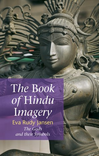 BOOK OF HINDU IMAGERY THE GODS & THEIR