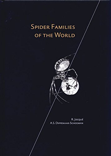 9789074752114: Spider Families of the World
