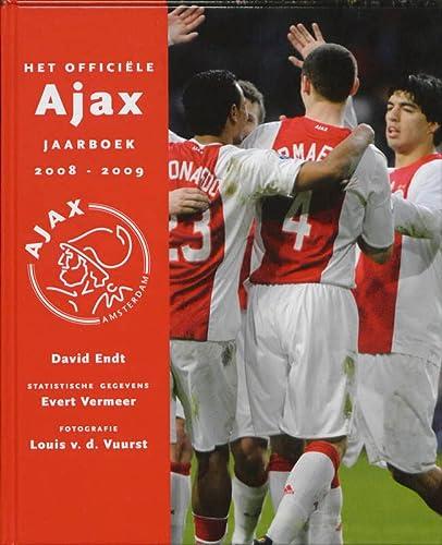 Het officiele Ajax jaarboek 2008-2009: Endt, D., Vermeer,
