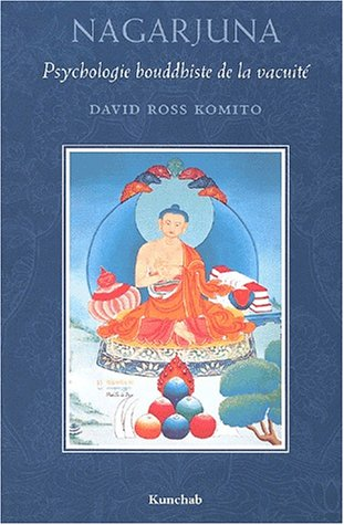 9789074815505: Nagarjuna, psychologie bouddhiste de la vacuité