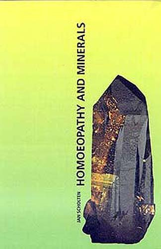 9789074817011: Homoeopathy and Minerals