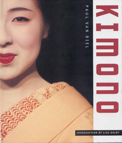 9789074822411: Kimono