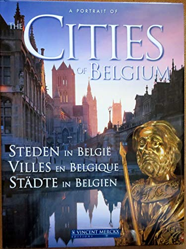 9789074847612: A Protrait of the Cities of Belgium