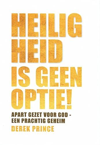 9789075185782: Set Apart For God - DUTCH (Dutch Edition)