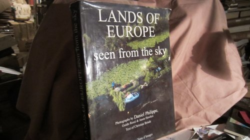 9789075268034: Lands of Europe Seen from the Sky