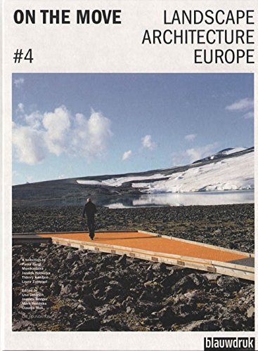 9789075271829: On The Move #4: Landscape Architecture Europe