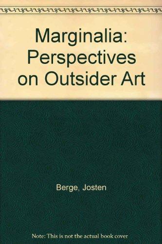 9789075284324: Marginalia: Perspectives on Outsider Art