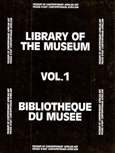 9789075380200: Library of the Museum: Museum of Contemporary African Art
