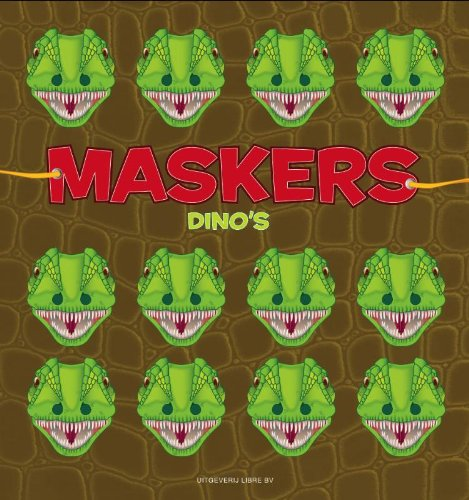 9789075531985: Dino's (Maskers)