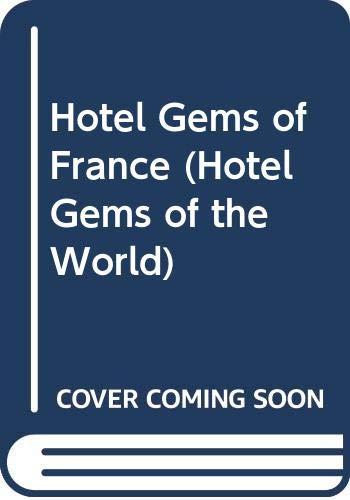 9789075658026: Hotel Gems of France
