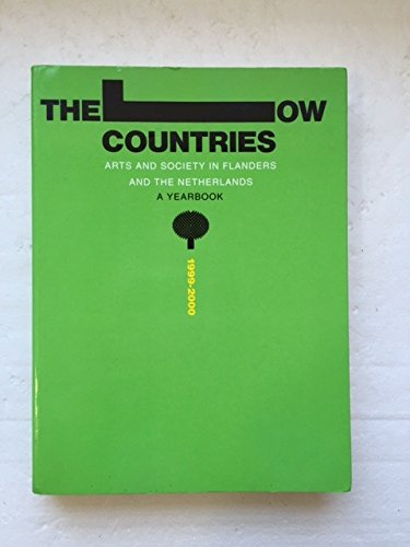 9789075862386: LOW COUNTRIES - ARTS AND SOCIETY IN