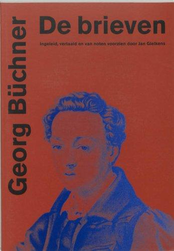 9789075879094: GEORG BÜCHNER, DE BRIEVEN.