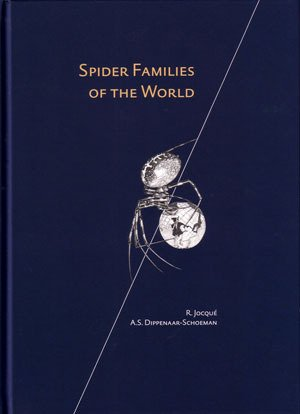 9789075894851: Spider Families of the World