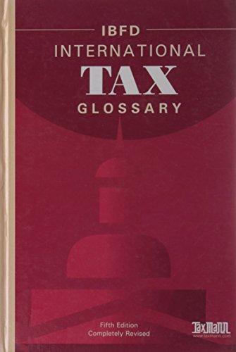 IBFD International Tax Glossary: Larking, Barry