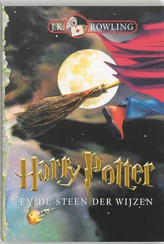 9789076174082: Harry Potter En De Steen Der Wijzen