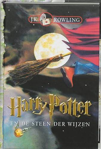 Harry Potter En De Steen Der Wijzen [Dutch Text]: Rowling, J.K.