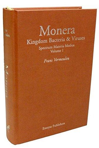 Monera: Kingdom Bacteria and Viruses: VERMEULEN, Frans