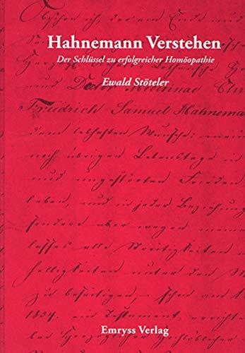 9789076189215: Hahnemann verstehen