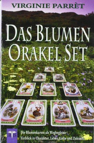 9789076274737: Das Blumenorakel Set. Buch und 36 Karten.