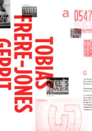 9789076452586: Tobias Frere-jones - Gerrit Noordzij Prize