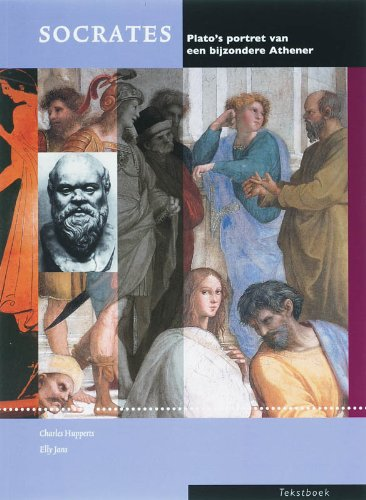 Socrates. Plato's portret van een bijzondere Athener.Tekstboek. Hulpboek.: HUPPERTS, Ch., and ...