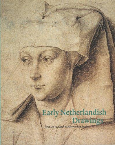 9789076704128: Early Netherlandish Drawings: From Jan Van Eyck to Hieronymus Bosch