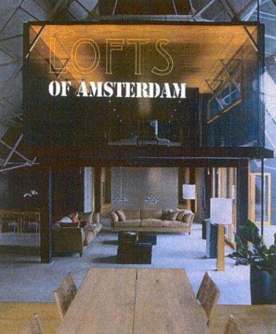 Lofts of Amsterdam (Hardback): Bert Verbeke, Yvonne Cox