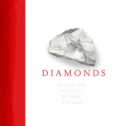 Diamonds: The Quest From Solid Rock to: Gordon, Christine