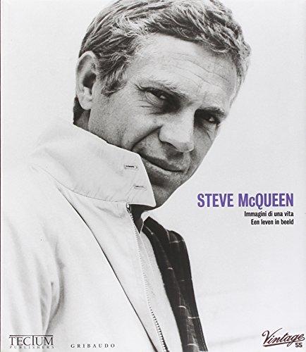 Steve McQueen. Immagini di una vita. Ediz.: Dherbier, Yann-Brice