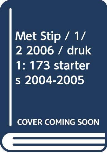 Met Stip 2006: (E): ter Braak, Lex
